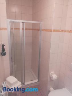 Hotel Altes Salzamt - Bad Dürrenberg - Bathroom