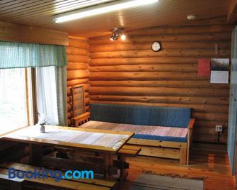 Ollilan Lomamajat - Kuusamo - Living room