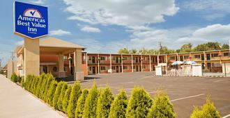 Americas Best Value Inn Pendleton - Pendleton - Rakennus