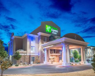 Holiday Inn Express Hotel & Suites Hobbs - Hobbs - Gebäude