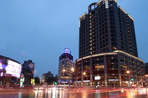 Starbox Hostel - Taipei (Đài Bắc) - Toà nhà