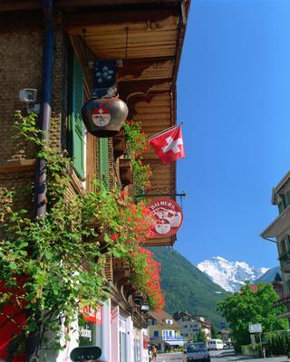 Balmers Hostel - Interlaken - Näkymät ulkona