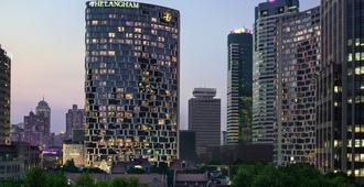 ذا لانجهام شنغهاي، زينتياندي - شنغهاي - مبنى