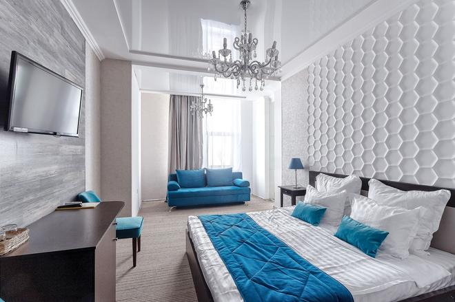 Hermes Hotel - Odesa - Bedroom