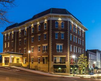 The Mount Vernon Grand Hotel - Mount Vernon - Будівля