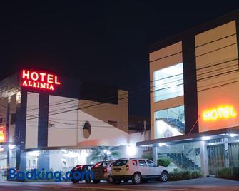 Alkimia Hotel - Campo Grande - Building