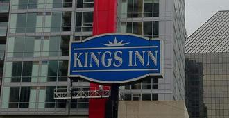 Kings Inn - Seattle - Toà nhà