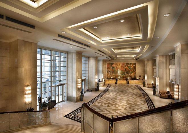 V-continent Beijing Parkview Wuzhou Hotel - Πεκίνο - Σαλόνι ξενοδοχείου