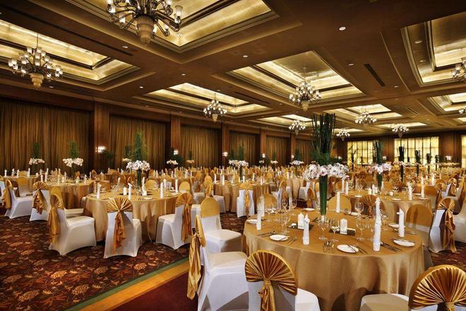 北京五洲皇冠國際酒店 - 北京 - 宴會廳