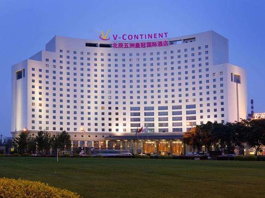V-continent Beijing Parkview Wuzhou Hotel - Πεκίνο - Κτίριο