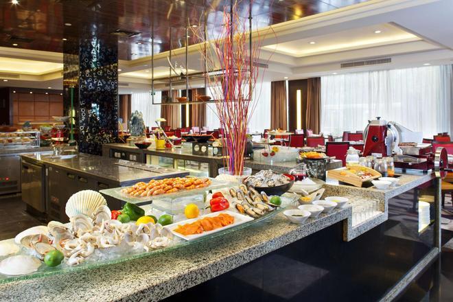 北京五洲皇冠國際酒店 - 北京 - 自助餐