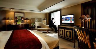 V-continent Beijing Parkview Wuzhou Hotel - Beijing - Bedroom