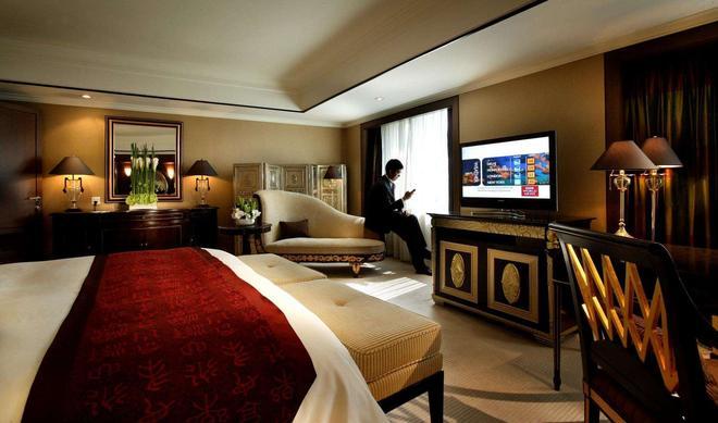V-continent Beijing Parkview Wuzhou Hotel - Πεκίνο - Κρεβατοκάμαρα