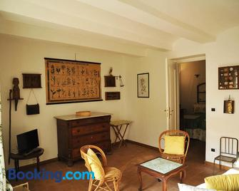 Le case della giardiniera - Pralormo - Living room