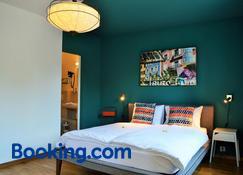 B&B Louis-Favre 21 - Neuchâtel - Bedroom
