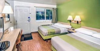 Motel 6 Colorado Springs - Colorado Springs - Habitación