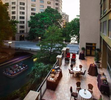 Hotel Contessa - Luxury Suites on the Riverwalk - San Antonio - Balcony