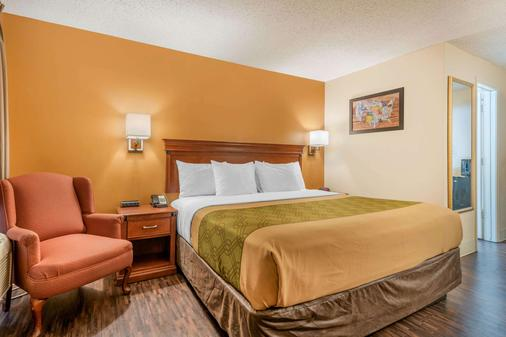 Econo Lodge Downtown - Louisville - Makuuhuone