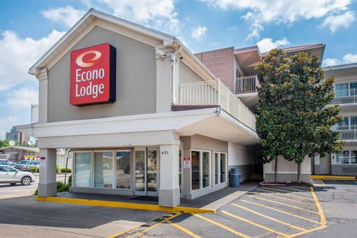 Econo Lodge Downtown - Louisville - Rakennus