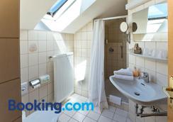 Landgasthof Hotel Pröll - Eichstätt - Bathroom