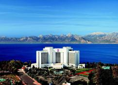 Akra Hotel - อันตัลยา - อาคาร