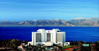 Akra Hotel - Antalya - Rakennus