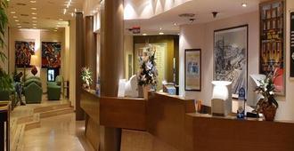 Meditur Hotel Cagliari Santa Maria - Cagliari - Front desk