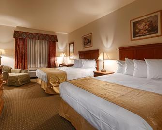 Best Western Plus Lake Elsinore Inn & Suites - Lake Elsinore - Ložnice