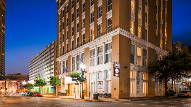 Best Western Plus St. Christopher Hotel - Nueva Orleans - Edificio