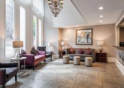 Best Western Plus St. Christopher Hotel - Nueva Orleans - Lounge