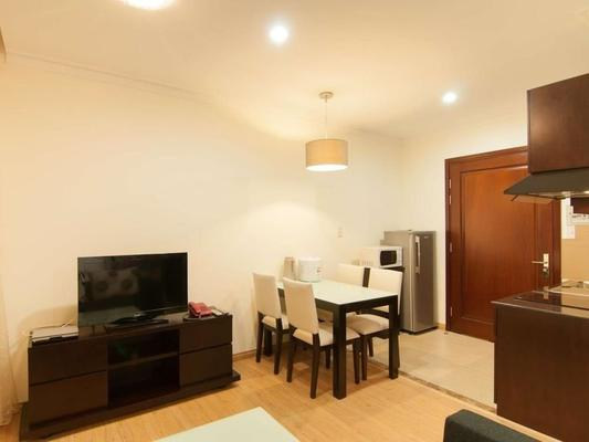 Song Hung 1 Hotel & Serviced Apartments - 胡志明市 - 餐廳