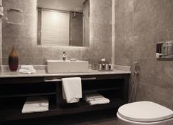 Marriott Executive Apartments Madinah - Medina - Bathroom