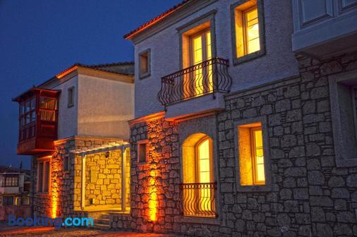 Alacati Lucky Angel Hotel - Alaçatı - Toà nhà