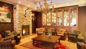 Hotel Bero - Ostend - Lounge
