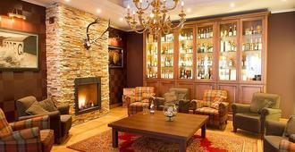 Hotel Bero - Ostende - Lounge