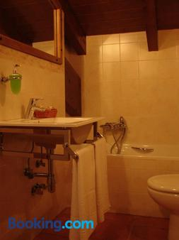 Agroturismo La Casa Vieja - Maturana - Bathroom