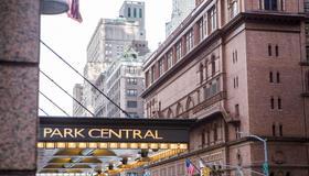 紐約中央公園酒店 - 紐約 - 室外景