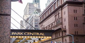 Park Central Hotel New York - New York - Outdoors view