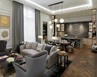 Maison Villeroy - Paris - Salon