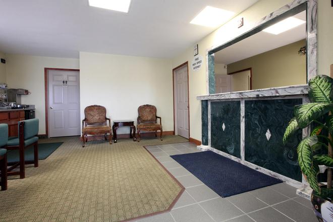 Americas Best Value Inn Cabot - Cabot - Lobby