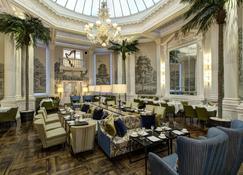 The Balmoral - เอดินเบิร์ก - ร้านอาหาร