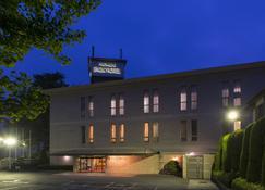 Hachinohe Park Hotel - Hachinohe - Building