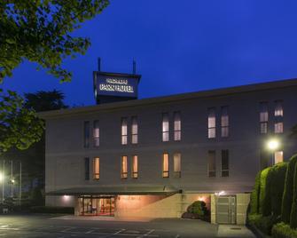 Hachinohe Park Hotel - Hachinohe - Rakennus