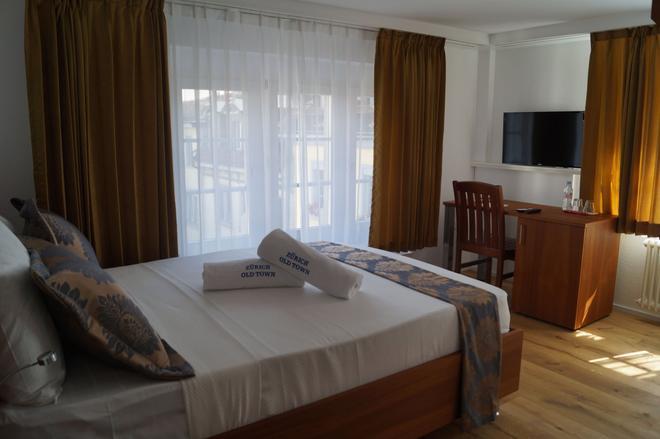 Hotel Old Town - Zurich - Bedroom