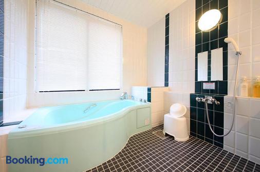 Kawaguchiko Urban Resort Villa - Fujikawaguchiko - Phòng tắm