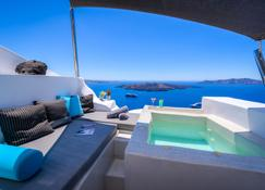 Modernity Suites - Thera - Pool