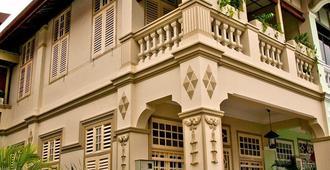Palanquinn Heritage Suites - George Town - Building