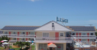 Blue Water Motel - Wildwood Crest - Building