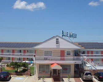 Blue Water Motel - Wildwood Crest - Edifício