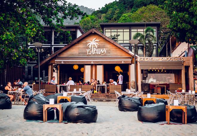 15 Palms Beach Resort - Ko Chang - Building